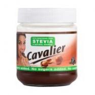 Belgijski krem czekoladowy słodzony ekstraktem ze stewii, bez cukru, 250g