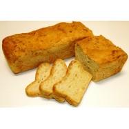 Bezglutenowy chleb gryczany na zakwasie