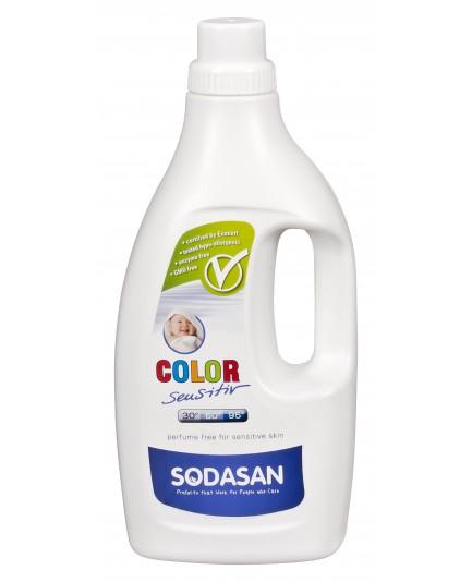 Płyn do prania dla dzieci kolor-sensitiv 1,5l