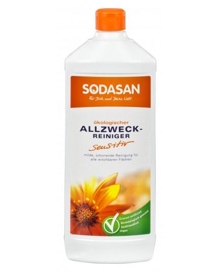 Wielofunkcyjny płyn czyszczący sensitive 1l