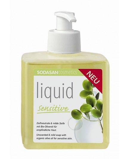 Mydło roślinne cytrusowo-oliwkowe 330ml