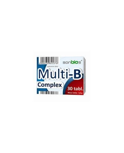 Multi-B complex 30t.