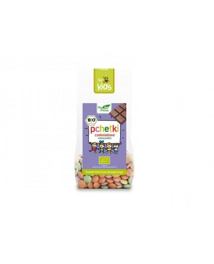 Galaretki owocowe bez żelatyny bio 100g