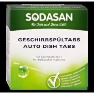 Tabletki do zmywania naczyń w zmywarkach 25szt.