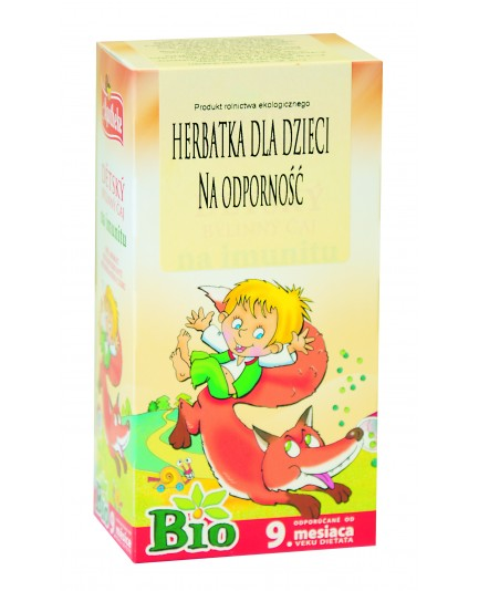 Herbata dla dzieci na odporność 20t.