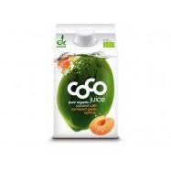 Woda kokosowa o smaku mango bio 330ml