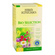 Herbata oczyszczająca bio 20t.