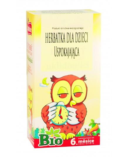 Herbata dla dzieci przy przeziębieniu bio 20t.
