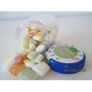Landrynki 0% cukru owocowe z ksylitolem 160g