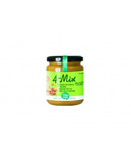 Masło orzechowe bio 250g