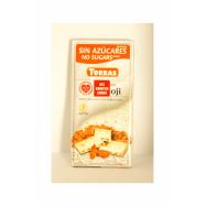 Czekolada biała z owocami Goji bez cukru 75g