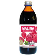 Sok z malin 100% 500ml