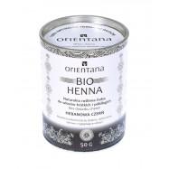 Bio Henna HEBANOWA CZERŃ do włosów długich 100g