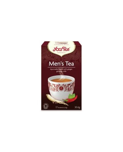 Herbata Men's Tea Yogi Tea Bio 17t.