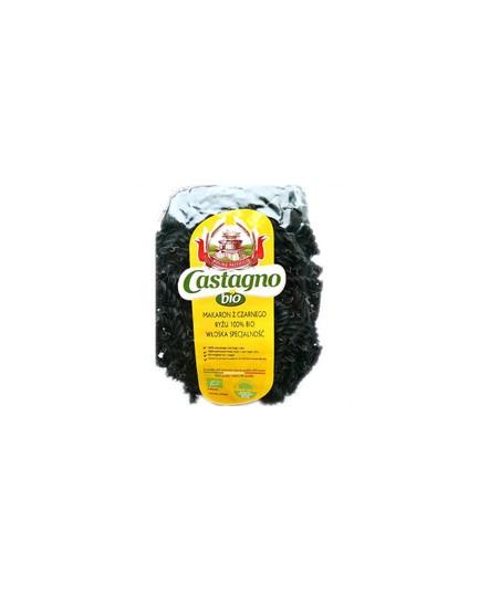 Makaron z czarnego ryżu muszelki 250g