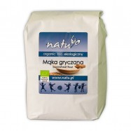 Mąka gryczana bio 500g