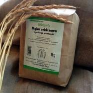 """Mąka orkiszowa z pełnego przemiału """"Hildegarda"""" 1kg"""