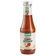 Ketchup curry bio 500ml