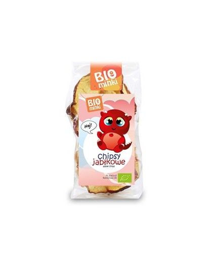 Chipsy jabłkowe BIO 30g