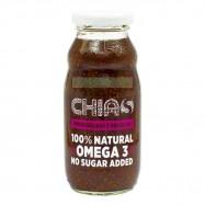 Sok z nasionami chia o smaku granatu i hibiskusa 200ml
