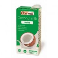 Mleko kokosowe słodzone syropem z agawy 1l