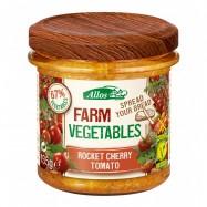 Pasta warzywna z pomidorami cherry i rukolą BIO 135g