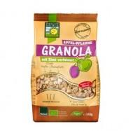 Granola jabłkowo-śliwkowa bio 350g
