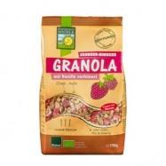 Granola truskawkowo-malinowa bio 350g