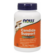 NOW CANDIDA SUPPORT 90KAPS