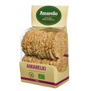 Amarantus z miodem bio 160g