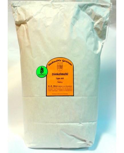 Mąka orkiszowa biała typ 405- 1kg