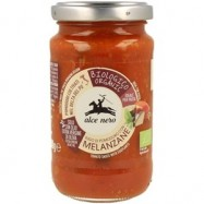 Sos pomidorowy z bakłażanem bio 200g