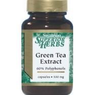Green tea extract 500mg 60kaps