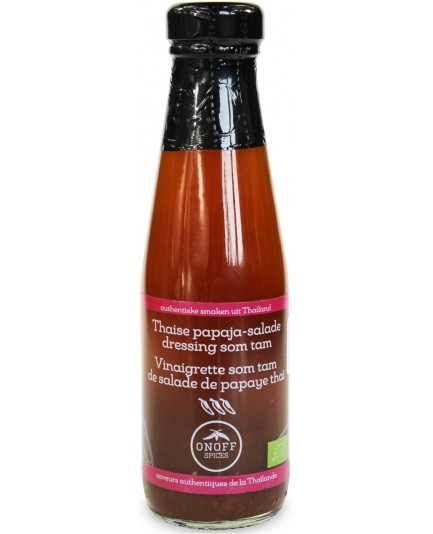 DRESSING DO SAŁATEK SOM TAM BIO 200ML
