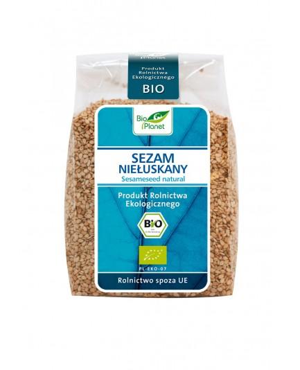 Sezam łuskany bio 250g