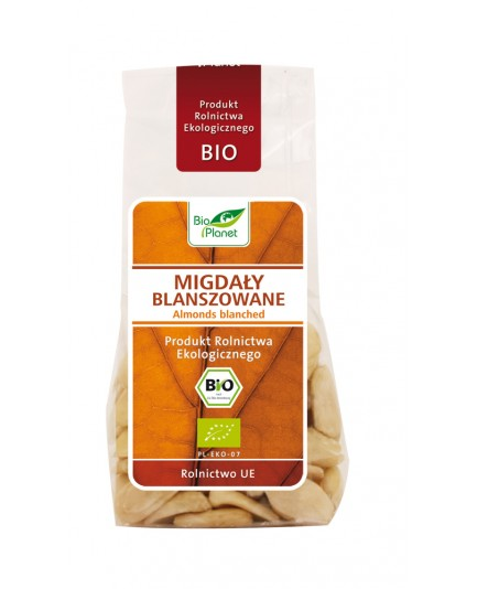 Migdały blanszowane bio 100g