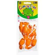 Lizaki okrągłe pomarańczowe bio 70g