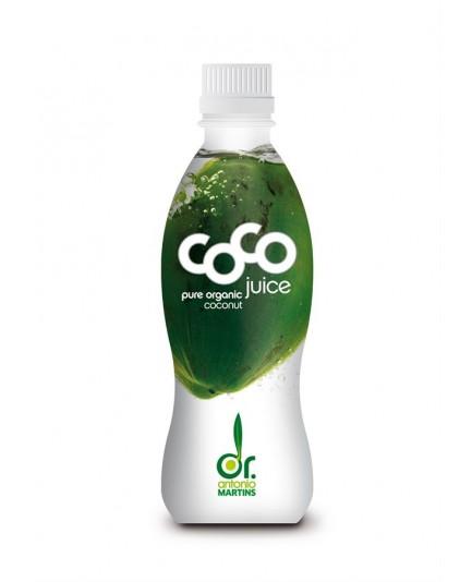 Woda kokosowa naturalna bio 330ml