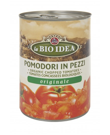 Koncentrat pomidorowy 30% bio 70g