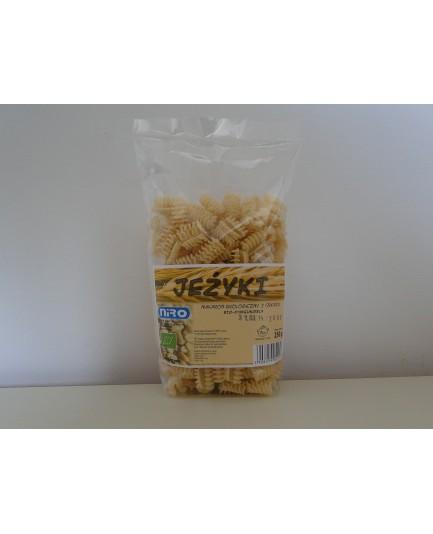 Makaron pełnoziarnisty orkiszowy wstążki spaghetti 400g