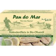 Anchois (sardele) w bio oliwie z oliwek 50g