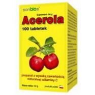 Acerola 100t.