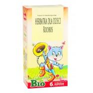 Herbata dla dzieci owocowa bio 20t.