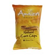 Chipsy kukurydziane solone bio 75g