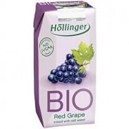 Ekologiczny sok z czerwonych winogron 200ml