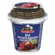 jogurt malinowy z czekokulkami 150g