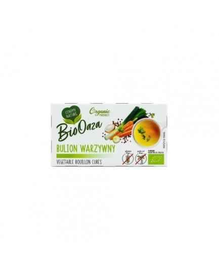 Bulion warzywny BioOaza 66g