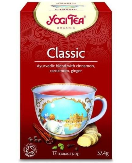 Herbata klasyczna bio 17t.