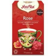 Herbata tao Rose bio 17t.