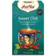 Herbata słodkie chili bio 17t.